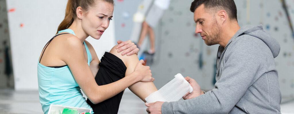sport injuries Bagley, MN