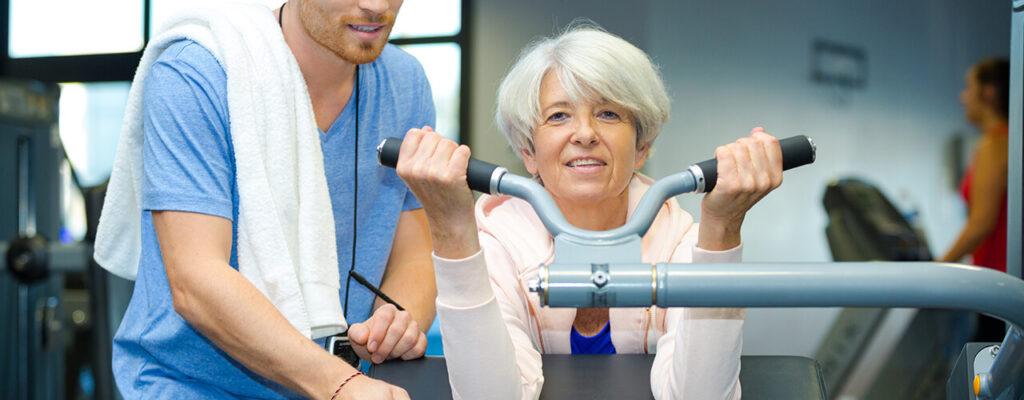 geriatric therapy Bemidji, MN