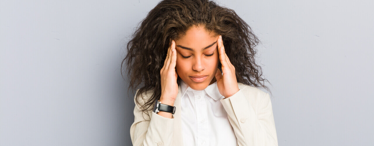 Finally Find Relief for Those Stress-Related Headaches